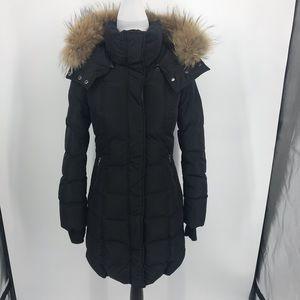 Gorgeous Mackage Puffer Coat w Zip Off Fur Collar
